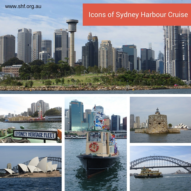 Icons of Sydney Harbour Cruise