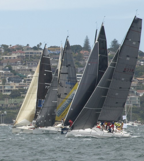 See the start of the Rolex Sydney to Hobart Yacht Race!