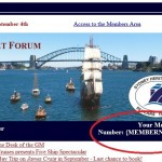 Membership Number in Fleet Forum