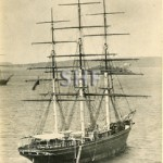 010.CUTTY SARK 1869 off Point Piper, Sydney. SHF Coll.