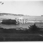 02. K12 aground after storm, 1949. SHF Coll.