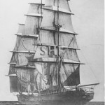 05. CUTTY SARK 1869. light airs. SHF Coll.
