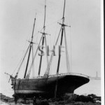 ABBOTT.H.LEWIS, Sch. wrecked before 1893. SHF Coll.
