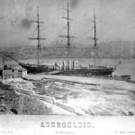 ABERGELDIE, after 1877,Sydney Cove. SHF Coll.