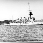 ADELAIDE HMAS, 1922-1949.as built. SHF Coll.
