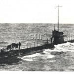 AE2 HMAS _ Indian Ocean _ 1913 _ RAN _
