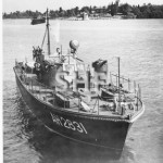 AH2831,Army Hospital Boat. 62ft. c. 1944. SHF Coll.