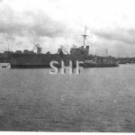 ALBATROSS HMAS, 1928. laid up Nov 29 1934. SHF Coll.