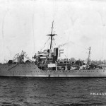 ALBATROSS HMAS_ on trials_GKAC_
