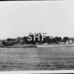 ANZAC HMAS and S class DD @ Garden Is. c. 1930. SHF Coll.