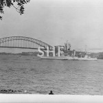 ASTORIA USS, 1934- sunk 1942 at Savo Is. 1938. SHF Coll.
