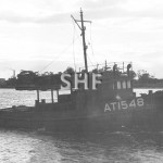 AT1548. US Army Type 45ft. tugboat. SHF Coll.