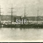 AUSTRAL 1881. before November 1882 sinking.SHF Coll.