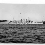 AUSTRALIA HMAS and RAN WARATAH. April 13, 1951.File 27.