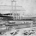 AVERNUS NSW,1879, after 1901 as commercial craft. SHF Coll.