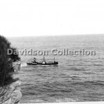 AYRFIELD rounds North Head. May 21, 1955. File 21.