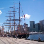 Aust Day 1 Tallships at W7