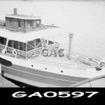BALGOWLAH type ferry. GA0597.