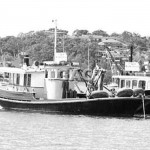 BALLINA, lighter, Pittwater, 1984. Proof 817-30.