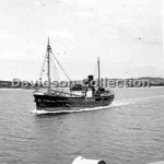 BANGALOW ,inbound, Nov. 4, 1953. File 22.