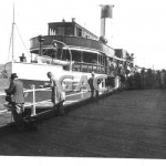 BARAGOOLA @ Manly, Oct 21 1950.Davidson File 55.