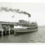 BARAGOOLA at Manly, May 26 1951.Davidson SHF, File 46.