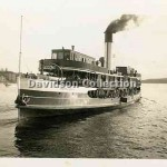 BARAGOOLA, leaves manly, Oct 29,1950.Davidson File 50.