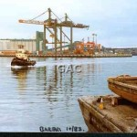 BAREKI and Glebe Is.terminal Oct. 1983.