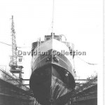 BELLUBERA, refit, June 30,1960.Davidson SHF,File 42.