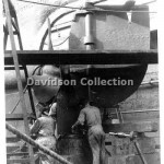 BELLUBERA,rudder gear,June 30,1960.Davidson SHF,File 42.