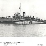 BENDIGO HMAS_ 1941-1947_ later Chinese Navy_ GKAC_