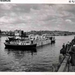 BENNELONG and WARANA, etc. Rozelle Bay, 15 September 1958