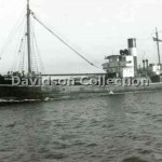 BERMAGUI, outbound,Sep 7,1951. Davidson SHF,File 47.