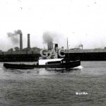 BUCRA. Coastal Tugs Ltd. Dufty Coll