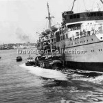 BULOLO and BURROWAREE in Kerosene bay, Aug 29,1951.Davidson SH