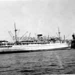BULOLO at Morts Dock,Oct 22,1951.Davidson SHF,File 39.