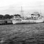 BULOLO in Sydney Cove, May 12, 1953,.