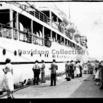 BULOLO, sail day, April 1956.File 3.