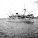 BULOLO,outbound, Jan 16,1951. Davidson File 50.