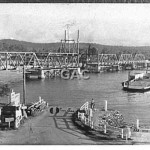 Batemans Bay punt and bridge. File 872a-22a copy.