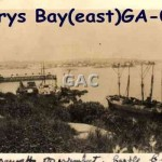 Berrys Bay east. GA0775