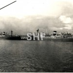 British India(BI) ships @ Port Adelaide,c.1960s.