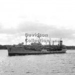 CACAPON USS inbound, July 16, 1957.File 18.