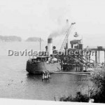 CALDARE at Manly Gas Works, Mar 29,1951. Davidson File 53.