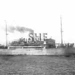 CANBERRA 1913 -1959. as built. SHF Coll.