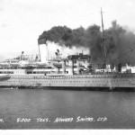 CANBERRA 1913-1959.Real photo post card. SHF Coll.