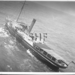 CAPTAIN COOK 1893-1947, aerial view, SHF Coll.