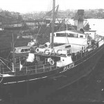 CAPTAIN COOK (II), Morts Dock and waterBus.c.1935,GA0159
