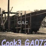 CAPTAIN COOK III. GA0729D