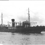 CAPTAIN COOK, laid up,June 30,1960.Davidson SHF,File 42.